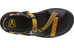 Keen M's Maupin Shoes Black/Golden Yellow
